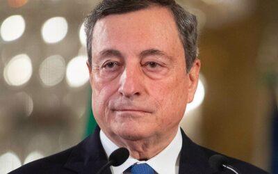Il futuro del «fratello» Draghi visto dall'occhio del Grande oriente democratico d'Italia