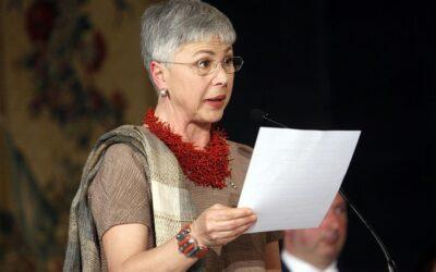 A Verona con Ottavia Piccolo per la giornata di mobilitazione di spettacolo e cultura