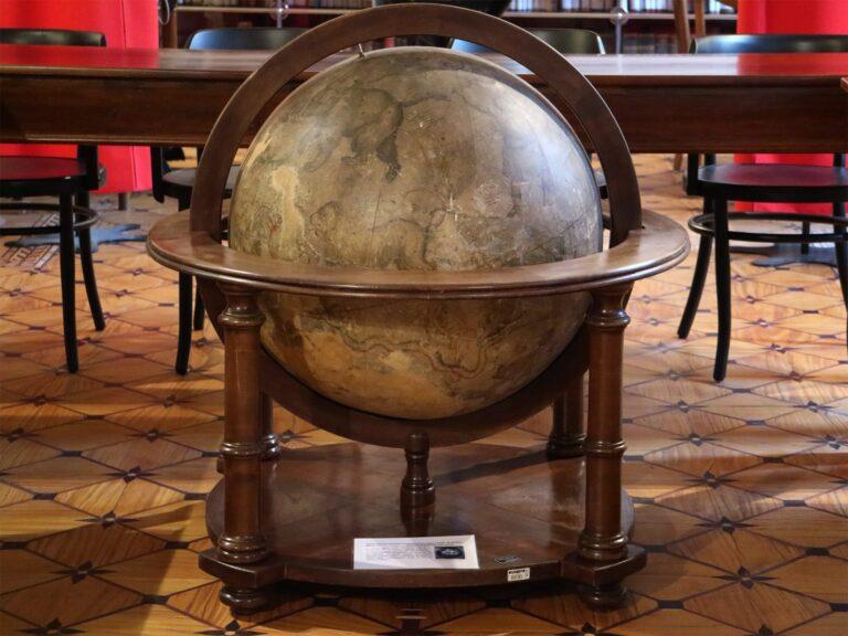 Save the globes – Al museo di geografia dell'UniPD restaurati i mappamondi del '700