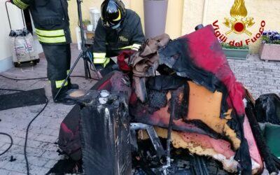 Incendio in taverna a Sandrigo: poteva andare a fuoco l'intera abitazione