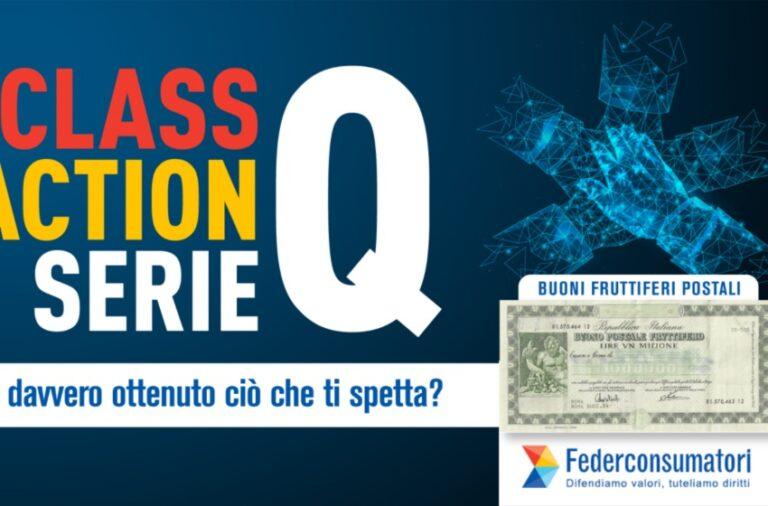 Buoni postali fruttiferi: la class action di Federconsumatori sulla serie Q è partita in tutte le province venete
