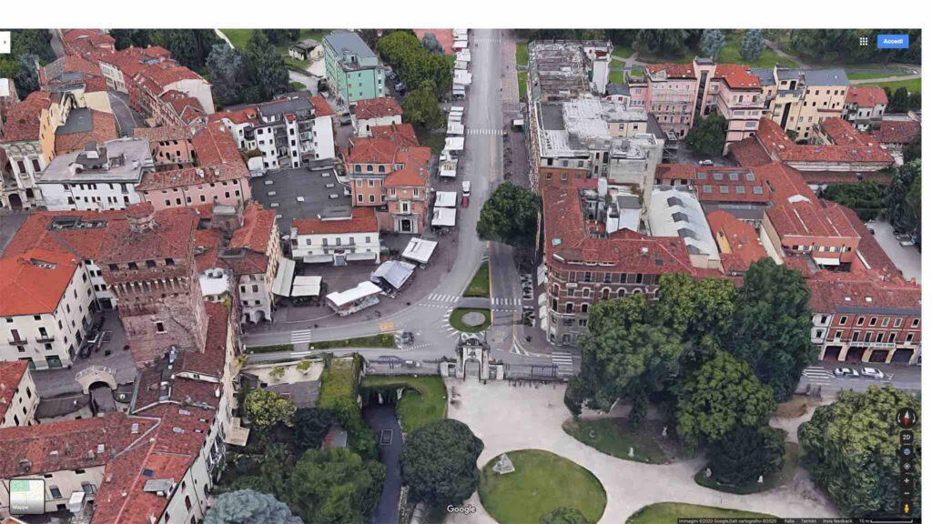 piazzale De Gasperi