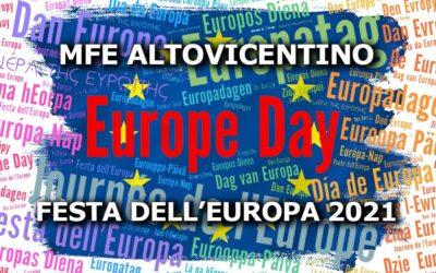 Festa dell'Europa: per il 9 maggio spuntano bandiere anche a Schio e Thiene