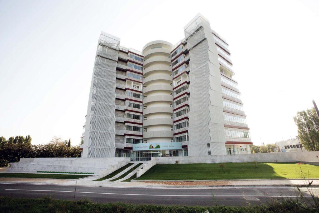 la torre della ricerca pediatrica