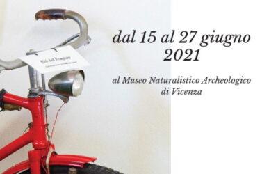 Aspettando veloCittà – Fino al 27 giugno bici d'epoca al Museo di Santa Corona e maglie dei campioni della bici