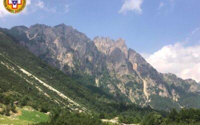 Tragedia sulle Piccole Dolomiti: cade in un vaio del Fumante e muore