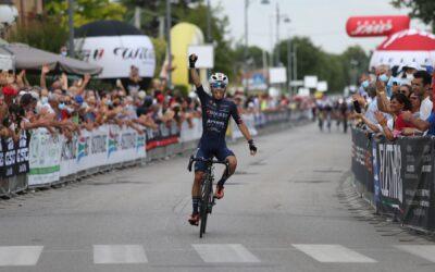 Ciclismo U23 – Il marchigiano Ciuccarelli vince la Poggiana 2021