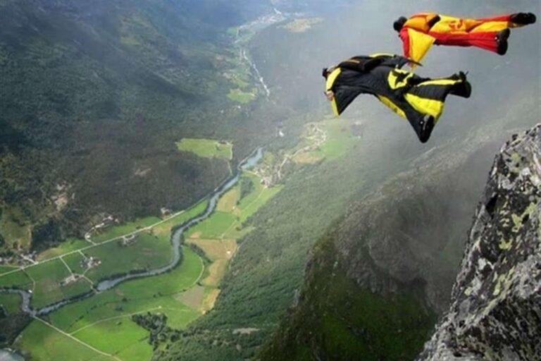 Morto un basejumper sulle Dolomiti: si è lanciato stamattina da cima del Framont con un amico