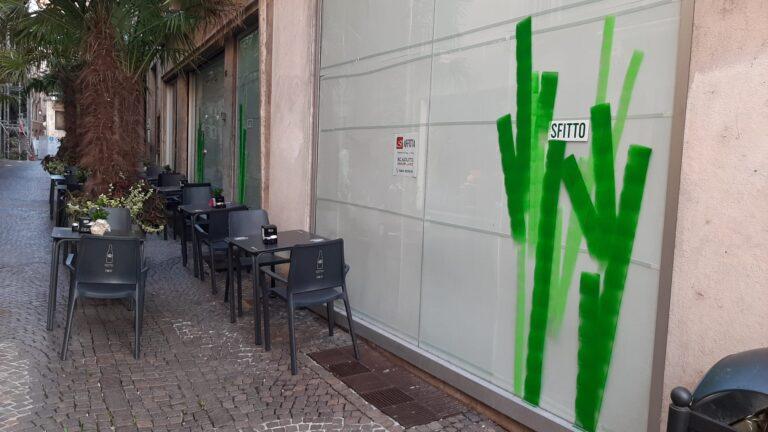 """Il centro storico di Vicenza è tutto un negozio sfitto: Freak of Nature """"segna"""" ben 90 vetrine"""