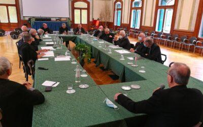 I Vescovi del Triveneto incontrano il patriarca di Gerusalemme Pizzaballa