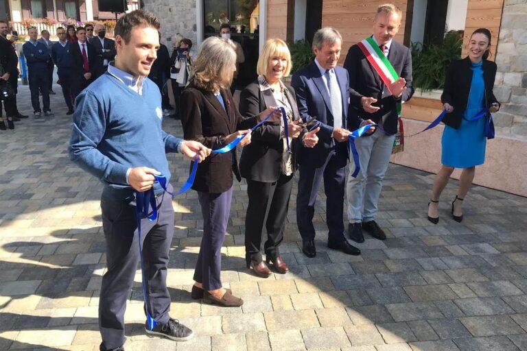 Roda alla Rode dei Rodeghiero: ad Asiago rinnovata la sede del leader mondiale delle scioline